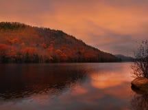 Lago Oxbow Foto de Stock