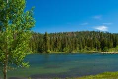 Lago pacífico en Utah Imagen de archivo libre de regalías