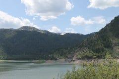 Lago palisades Immagini Stock Libere da Diritti