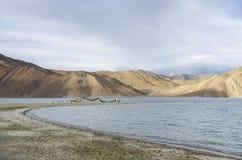 Lago Pangong Foto de Stock