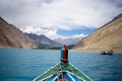Lago Paquistão Attabad Fotos de Stock