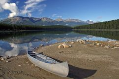 Lago Patricia fotografie stock libere da diritti