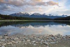Lago patricia Imagens de Stock