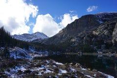 Lago pear Fotografia Stock