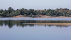 Lago Penuelas, o Chile vídeos de arquivo