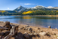 Lago perdido imagem de stock royalty free