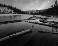 Lago perdido - Colorado imagem de stock