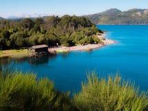 Lago Perito Moreno Fotografie Stock