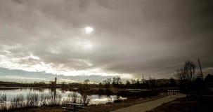 Lago perto de Denver Colorado filme
