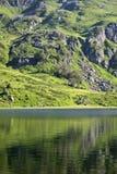 Lago Pesica Fotografia Stock Libera da Diritti