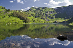 Lago Pesica Immagine Stock Libera da Diritti