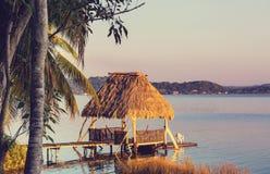 Lago Peten Imagens de Stock Royalty Free