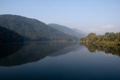 Lago Phewa Fotografía de archivo libre de regalías