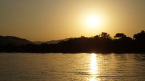Lago Pichhola Imagen de archivo