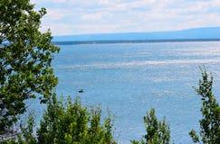 Lago picture Immagini Stock Libere da Diritti