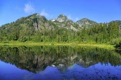 Lago picture, Washington Immagini Stock Libere da Diritti