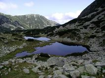 Lago Pietricelele Imagens de Stock Royalty Free