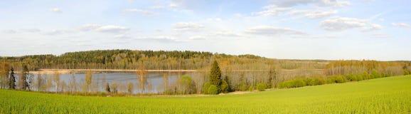 Lago Pikkjärv foto de stock