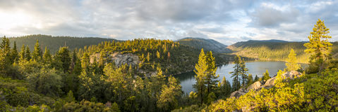 Lago Pinecrest Fotos de Stock Royalty Free