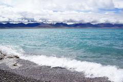 Lago plateau Fotografia de Stock