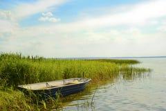 Lago Plesheevo. Fotos de archivo libres de regalías
