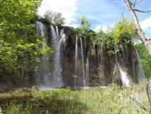 Lago Plitvice Imagem de Stock