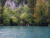 Lago Plitwitz Immagini Stock Libere da Diritti