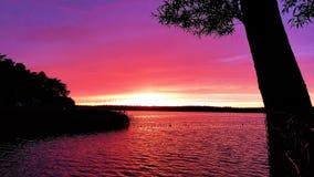 Lago polaco Fotos de archivo libres de regalías