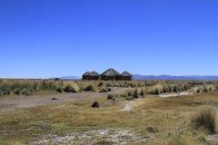 Lago Popo, Bolivia Stock Image