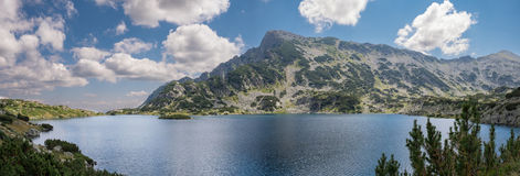 Lago Popovo Fotografia Stock