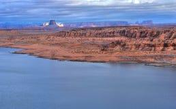 Lago Powell Fotografia Stock