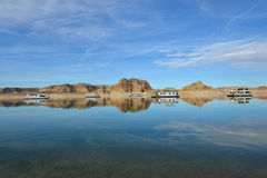 Lago Powell Imagen de archivo