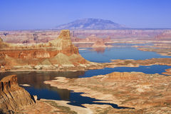 Lago Powell Foto de Stock