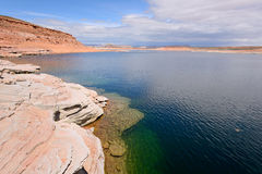 Lago Powell Imagens de Stock