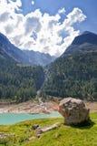 Lago Prarayer Fotografia de Stock Royalty Free