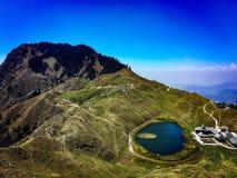 Lago Prashar fotografie stock