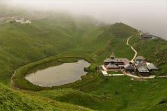 Lago Prashar immagini stock