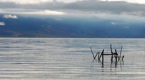 Lago Prespa Immagini Stock