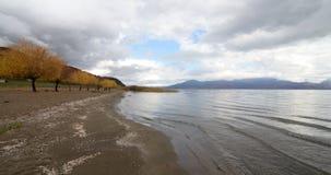 Lago Prespa Fotografie Stock Libere da Diritti