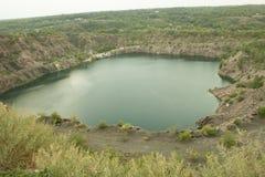 Lago profondo Immagine Stock Libera da Diritti