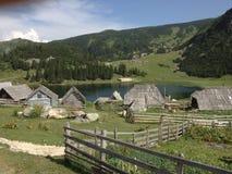 Lago Prokosko Imágenes de archivo libres de regalías