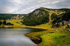 Lago Prokosko Fotos de Stock Royalty Free