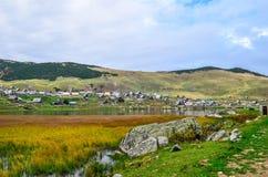 Lago Prokosko Imagens de Stock Royalty Free
