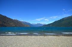 Lago Puelo Stock Images