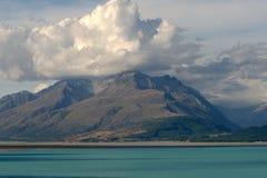 Lago Pukapi I Immagine Stock