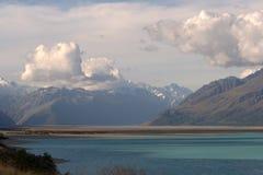 Lago Pukapi II Immagini Stock