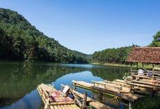 Lago pungência-oung Foto de Stock