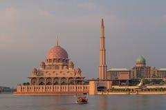 Lago Putrajaya foto de archivo