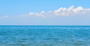 Lago Qinghai Fotografia Stock Libera da Diritti
