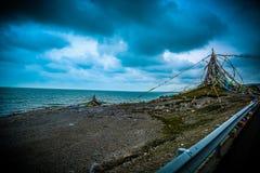 Lago Qinghai Fotografie Stock